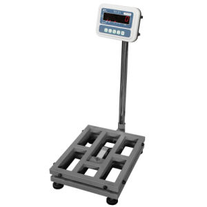 OIML Approved Electronic Platform Scale of 150kg pictures & photos