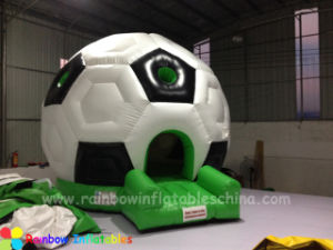 Hot Selling Inflatable Football/Soccer Combo Bouncer pictures & photos