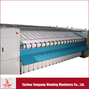 Double Rollers 2.8 Meter Flatwork Ironer Used in Hotel Linen pictures & photos