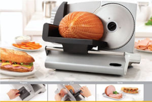 190mm Food Slicer for Home Use pictures & photos
