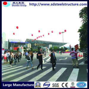 Hot Sales Steel Space Frame Portable Building pictures & photos