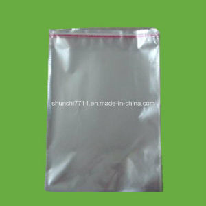 OPP Header Printing Plastic Packing Bag pictures & photos