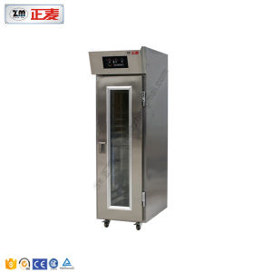 Price of 18 Trays Refrigerated/Frozen Bread Commercial Proofer Retarder (ZMF-18LD) pictures & photos