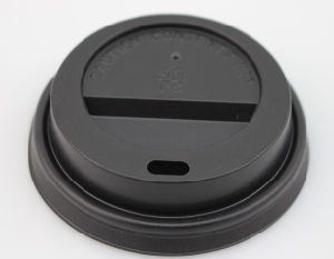 Standard Plastic Paper Cup Lid for Hot Coffee pictures & photos