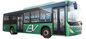 Low Floor Electric Bus Electric City Bus 10-11m Sc6100bev pictures & photos