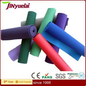 Custom Printed PVC Yoga Mat