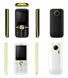 "China Cheap Feature Phone 1.8"" MP3 Music Phone W7"