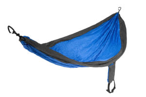 Carries Portable Lightweight Parachute Nylon Hammock with Hanging Kit pictures & photos