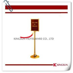 High Quality Sign Stand pictures & photos