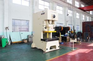 Jh21 C-Frame Pneumatic Clutch Power Press Manufacturer pictures & photos