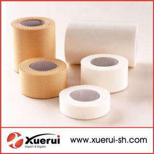 Disposable Adhesive Surgical Silk Tape pictures & photos