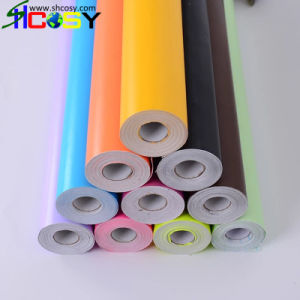Color Cutting Plotter Self Adhesive Vinyl Sticker Advertising Material pictures & photos