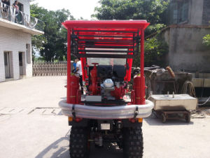 New Four Wheel ATV Fire Fighting Truck pictures & photos