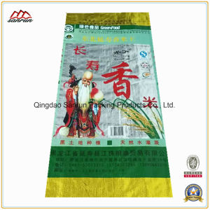 High Quality PP Woven Bag for Green Soy Been pictures & photos