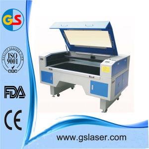 CO2 Laser Cutting Machine GS-6040 80W pictures & photos