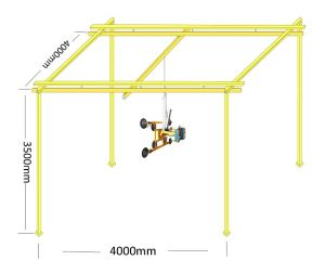 Kbk Frame Crane pictures & photos