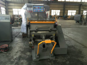 Die Cutting & Creasing Machine (ML-750) pictures & photos
