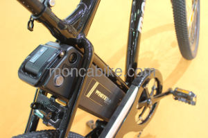 Urban Electric Bike E-Bike E Bicycle Scooter 250W 350W Middle Driven 8fun Motor Shimano pictures & photos