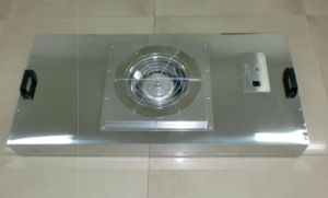 FFU Fan Filter Unit (stainless steel) for Cleanroom Air Purification