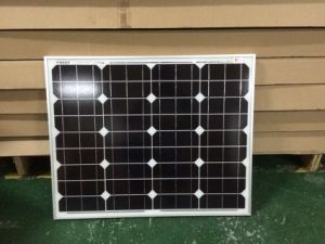 Hot Sale Solar Mono Module (KSM25W) pictures & photos