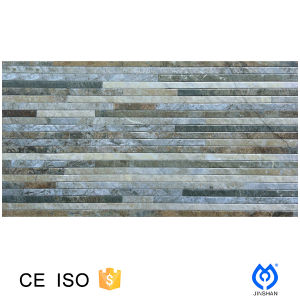 30X60 Stone Look 3D Porcelain Wall Tile for Outside Wall