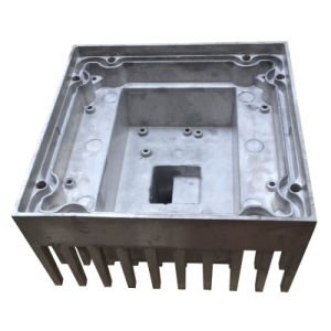 LED Light Housing Custom Made Aluminum Parts Die Casting pictures & photos
