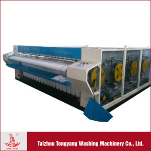 (drum diameter of 800mm/570mm) Automatic Double Roller Ironing Machine pictures & photos