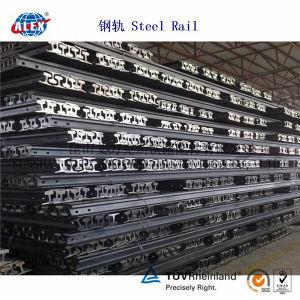Heavy Steel Rail 50kg/M Steel Rail pictures & photos