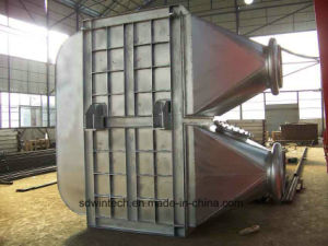 Finned and Turbolator Tube Type Air Preheater/Heat Exchanger pictures & photos