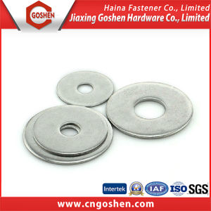 DIN9021 Stainless Steel Flat Washer Fastener pictures & photos