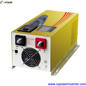 6000W Pure Sine Wave Inverter with Build-in AC Charger pictures & photos