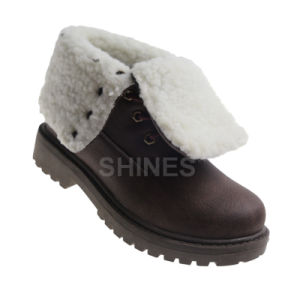 Folover Sherpa Winter Boot for Boys