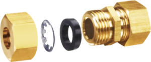 Brass Fitting (a. 7026) pictures & photos