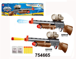 Airsoft Gun and Soft Bullet, Plastic Toy for Boy (754665) pictures & photos