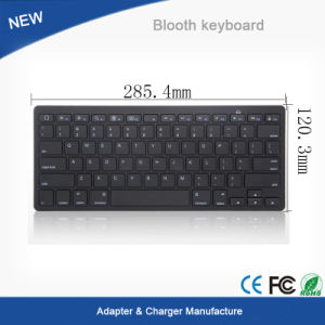 3.0 Bluetooth Keyboard (black and white color) pictures & photos
