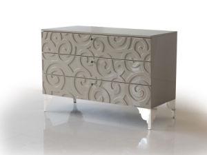 Lse New Classic Cabinet Antique Durable Wardorbe Ls-553 pictures & photos