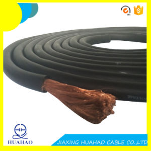 High Quality 4AWG Car Power Cable with Matted PVC Sheath pictures & photos