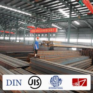 Ss400 JIS 148*100 Steel H Beam pictures & photos