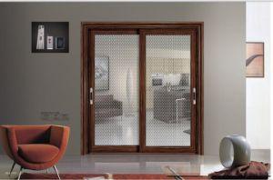 Aluminium Sliding Door with Slide Mosquito Screen