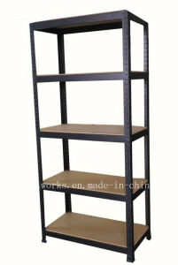 5 Tiers Metal Rack Sorage Shelf (9045-150) pictures & photos