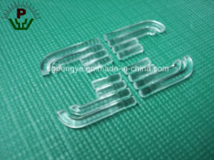 Custom Plastic Clear LED Light Guiding Pipe pictures & photos