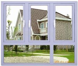 Window for Bathroom/White Window/Aluminum Sliding Window pictures & photos
