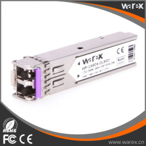 Premium 1490nm 80km SFP CWDM Optical Transceiver pictures & photos