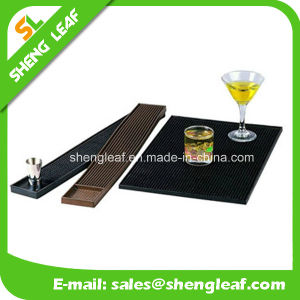 3D High Quality Custom Soft PVC Rubber Bar Mat (SLF-BM017) pictures & photos