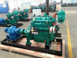 Diesel Agricultural Pressure Large Diameter Centrifugal Irrigation Pump pictures & photos