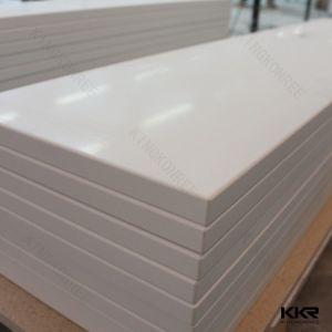 Kingkonree 12mm Textured Composite Acrylic Solid Surface pictures & photos