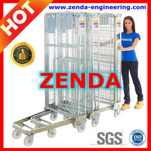 Roll Cage Trolley / Roll Container pictures & photos