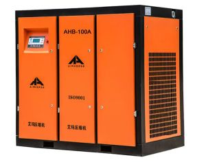 75kw 100HP High Quality Rotary Screw Compressor Made in China pictures & photos