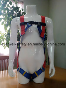 Full Body Harness with Two-Point Fixed Mode (EW0312H) pictures & photos