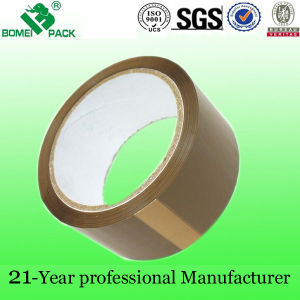 Brown BOPP Acrylic Adhesive Tape for General Use pictures & photos